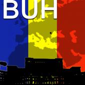 Bucharest Map icon