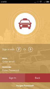 Taxi Bucharest for drivers screenshot 1