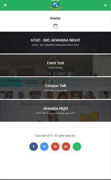 GTUC-SRC E-Notice screenshot 21