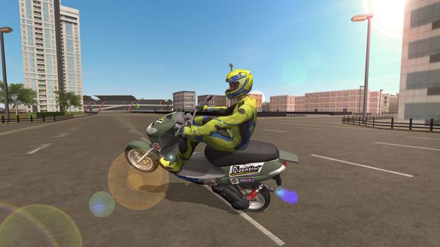 Bike Driving Simulator apk screenshot