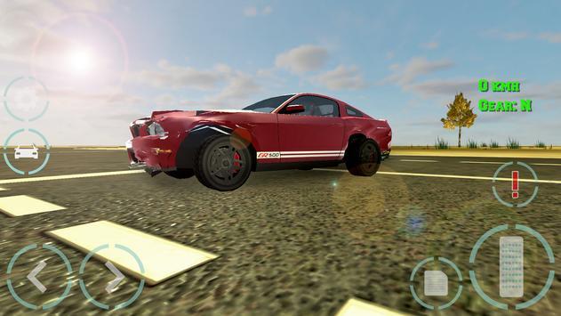 Fast Derby Car Racer screenshot 1