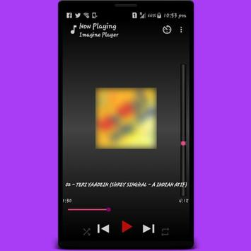 Imagine Music Player screenshot 1