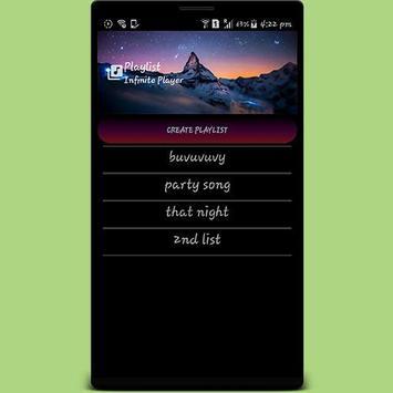 Imagine Music Player screenshot 3