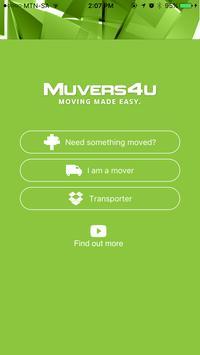 Muvers4u poster