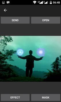 Effect Rasengan Power Editor screenshot 3