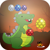 Dinosaur Bubble icon