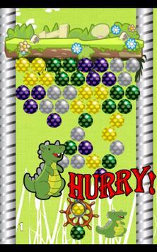Dinosaur Bubble screenshot 4