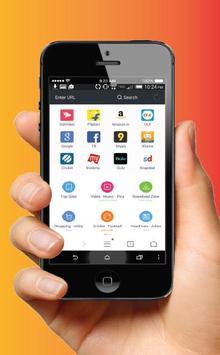 Guide UC Browser Fast Download Save Data Ad-Block screenshot 1
