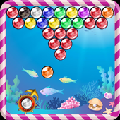 Water Bubble Shooter 2016 icon