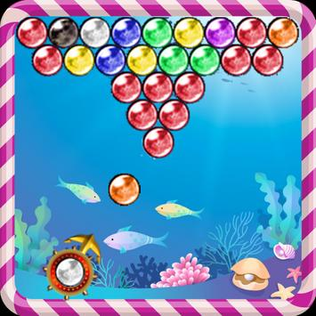 Water Bubble Shooter 2016 poster