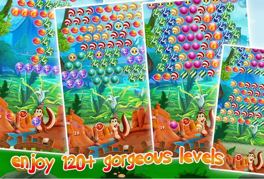 bubble island apk screenshot