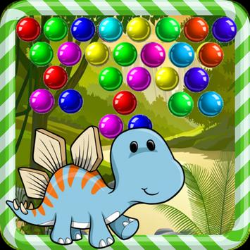 Dinosaur Bubble Mania screenshot 1