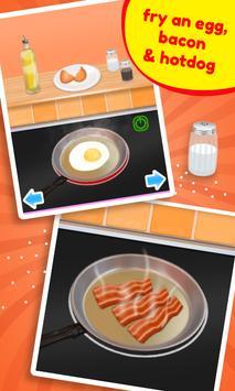 Cooking Breakfast screenshot 1