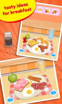 Cooking Breakfast screenshot 3
