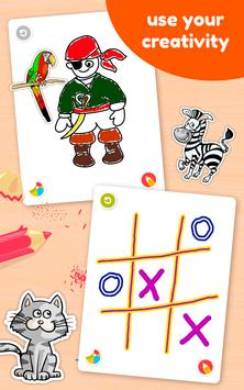Doodle Coloring Book Apk Screenshot