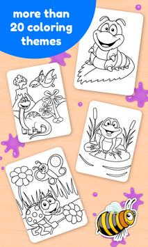 Doodle Coloring Book Apk Screenshot