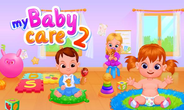 My Baby Care 2 poster