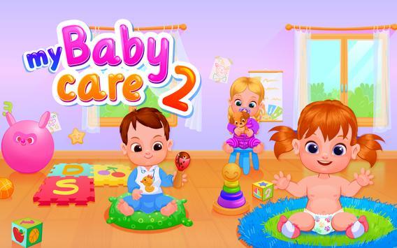 My Baby Care 2 apk screenshot