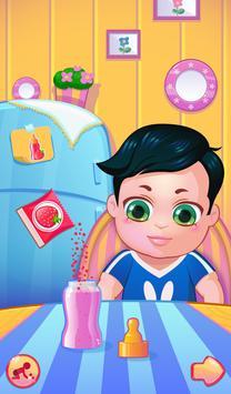 My Baby Food - Cooking Game apk screenshot