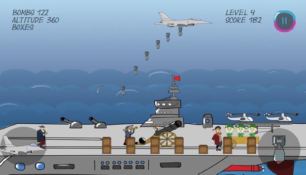 Pirate landing screenshot 3