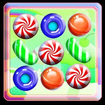 trucos Candy bubble crash poster