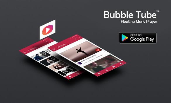 Bubble Tube - Floating Youtube Player apk screenshot
