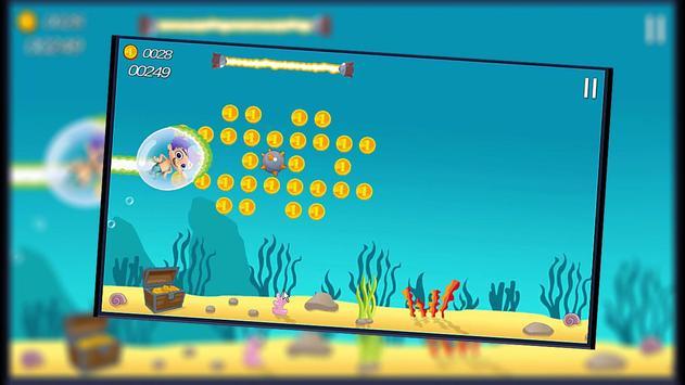 bubble Adventures guppies screenshot 1