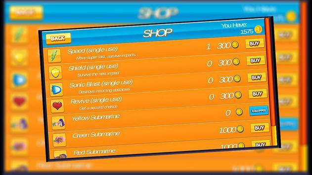bubble Adventures guppies screenshot 2