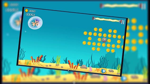 bubble Adventures guppies screenshot 5