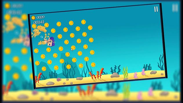 bubble Adventures guppies screenshot 6