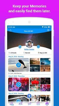 BUBBLE: Social + Messaging screenshot 3