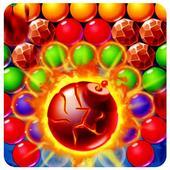 bubble champion dash : shoot bubble deluxe candy icon
