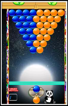 Bubble shooter 2018 merry christmas poster