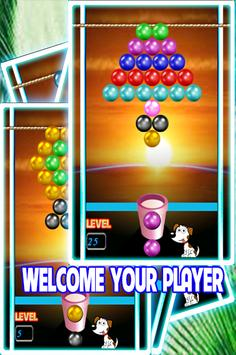 BubbleShooter New HD 2018 Pretty poster