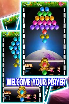 BubbleShooter New HD 2018 Free poster