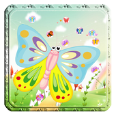 Bubble Butterfly Games icon