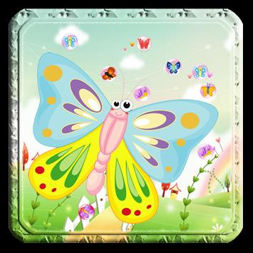 Bubble Butterfly Games poster
