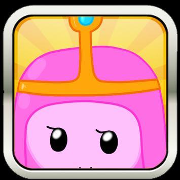 BubbleGum Tittle Princess poster