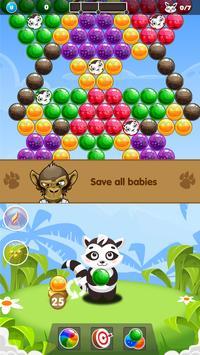 Raccoon Bubble Shooter screenshot 7