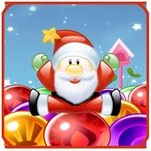 Bubble Santa Shooter Blast icon