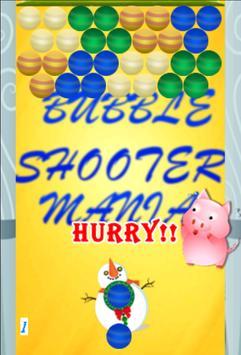 bubble shooter mania 2017 apk screenshot