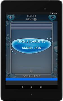 Juego de pelotas de colores(bubble shooter) screenshot 11