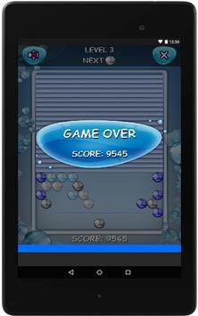 Juego de pelotas de colores(bubble shooter) screenshot 13
