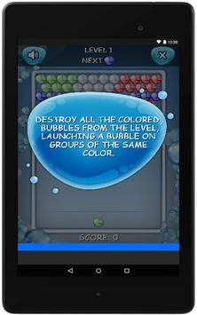 Juego de pelotas de colores(bubble shooter) screenshot 17