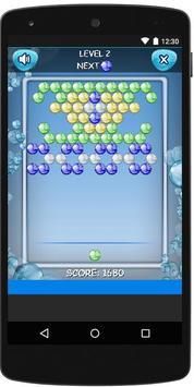 Juego de pelotas de colores(bubble shooter) screenshot 1