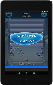 Juego de pelotas de colores(bubble shooter) screenshot 21