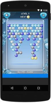 Juego de pelotas de colores(bubble shooter) screenshot 2