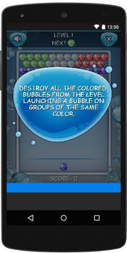 Juego de pelotas de colores(bubble shooter) screenshot 5