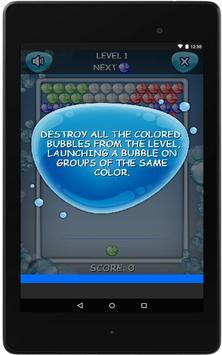 Juego de pelotas de colores(bubble shooter) screenshot 9