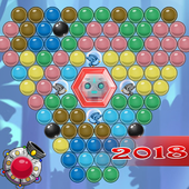 Bubble Shooter : Spinner 2 icon